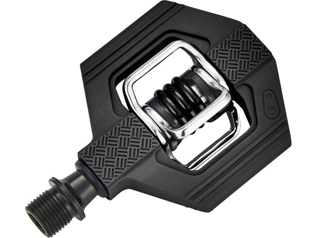Crankbrothers Candy 1 Pedalen, black/black